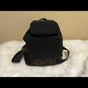 100% Authentic VALENTINO Rossa Backpack🧡🧡🧡